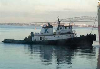 Tug David M. Krause