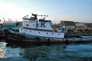 Tug Theresa S. Krause